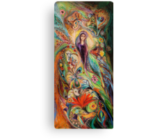 The women of Tanakh series: Story of Rachel Canvas Print