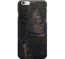 Grose Valley - Walls Of Stone iPhone Case/Skin