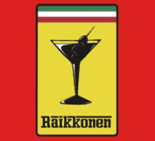 Raikkonen Martini (small emblem) by formulapod