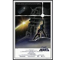 Doctor Who - A New Who Photographic Print