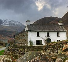 Yew Tree Farmhouse by VoluntaryRanger