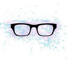 Hipster Glasses #2 by EAMS