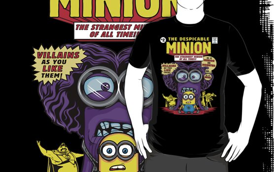 Despicable Minion by harebrained