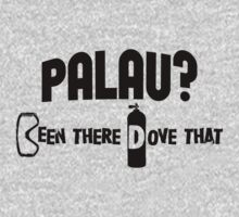 Palau Scuba Diving by Location Tees