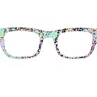 Hipster Glasses #4 by EAMS