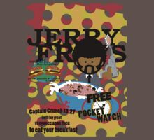 Jerry Fros by Gary Broad