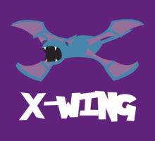 X-Wing by ApocalypticMail