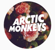 Arctic Monkeys - Floral by ArabellaOhh
