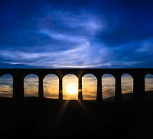 Ribblehead Viaduct by Steven Dworak