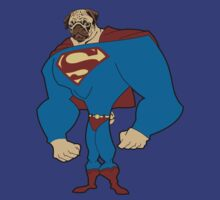 SuperPug by Gabriel Ramirez