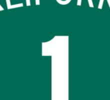 California 1 State Highway - PCH Sticker