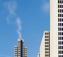 Embarcadero Center buildings by photoeverywhere