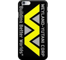 Aliens - Weyland-Yutani iPhone Case/Skin