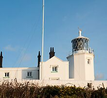 Lizard Lighthouse on Lizard Point by photoeverywhere