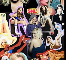The women of SNL by samanthadavey
