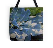 Newly trimmed broccoli Tote Bag