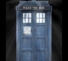 Materialising Tardis by skuldugg77