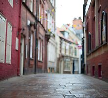 Grape Lane in Whitby by photoeverywhere