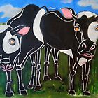 COWS by Karen Gingell