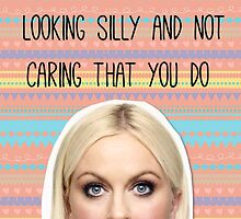 Amy Poehler quote by samanthadavey