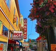 Castro Street by David Denny
