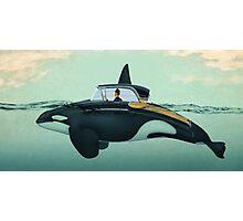 The Turnpike Cruiser of the sea Photographic Print
