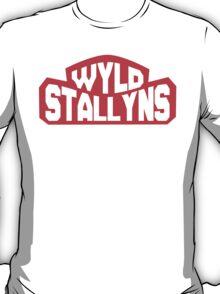Bill & Ted's Band Tour shirt (dark clothes) T-Shirt