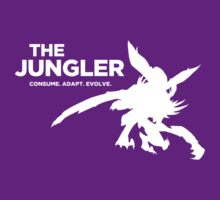 The Jungler - Kha'Zix (White) by Welterz