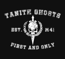 Tanith Ghosts Team Sports Tee by simonbreeze