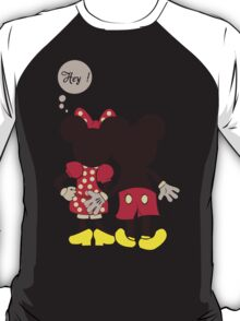 Naughty Mickey & Minnie Mouse T Shirt T-Shirt