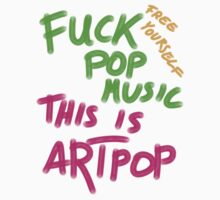 FUCK POP MUSIC by U-GO-BOY
