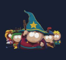 Stick of Truth SOUTH PARK by Kuroko1033