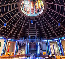 Metropolitan Cathedral of Liverpool by Mark Sykes