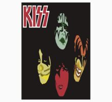 Famous People - KISS by arifapri2013