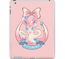 I'm Fabulous - Slyveon iPad Case/Skin