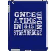 Once Upon a Time in Storybrooke iPad Case/Skin
