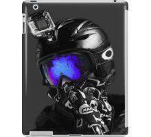 Les Menuires Boarder (II) iPad Case/Skin