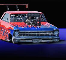 1967 Chevrolet Nova SS Pro Mod by DaveKoontz