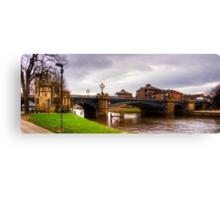 Skeldergate Bridge Canvas Print