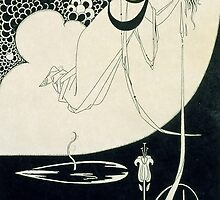 The Climax, illustration from 'Salome' by Oscar Wilde by Bridgeman Art Library