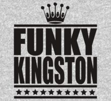 FUNKY KINGSTON by Indayahlove