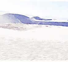 White Sands National Park II by Roger Passman