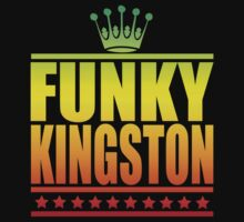 FUNKY KINGSTON RASTA by Indayahlove