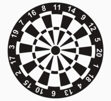 Dart board  by Designzz