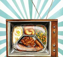 TV Dinner by Kelly  Gilleran