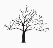 Bare Tree Design by Mindful-Designs