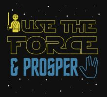 Use The Force & Prosper by BeanePod