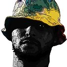 Schoolboy Q Illustration #OXYMORON by Ben McCarthy