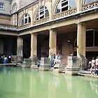 Historic Bath, United Kingdom by lenspiro