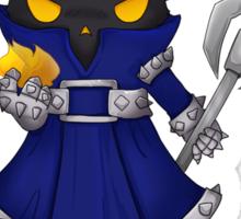 Veigar chibi - I'm evil! - League of Legends Sticker